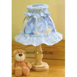 Noční lampička - Babyland modrý