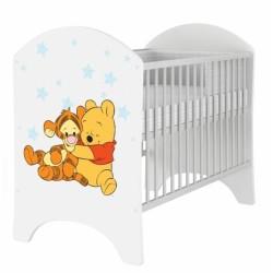 Dětská postýlka Disney Medvídek PÚ Baby 120x60cm