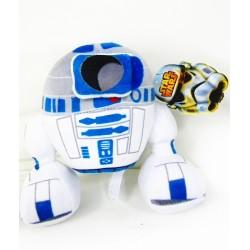 Plyšová figurka STAR WARS R2-D2, 17 cm