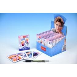 Černý Petr Ledové království/Frozen společenská hra - karty v papírové krabičce