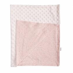 Mamatti Dětská deka, dečka Cat 75 x 90 cm - Minky/ bavlna