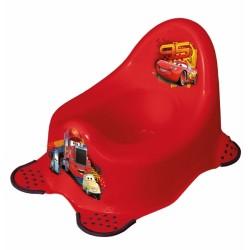 Keeeper Nočník Cars II s protiskluzem - červený