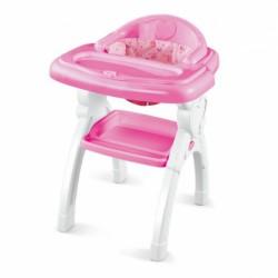 Židlička pro panenku plastová