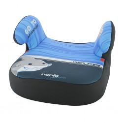 Autosedačka-podsedák Nania Dream Shark 2020, Modrá