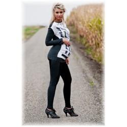Těhotenské legíny Izabela Hetnar