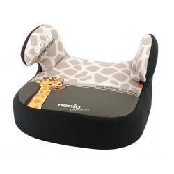 Autosedačka-podsedák Nania Dream Girafe 2020, Hnědá
