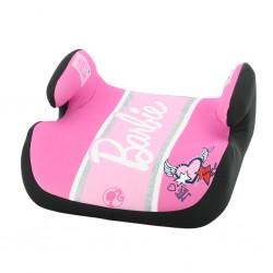 Autosedačka-podsedák Nania Topo Comfort Barbie 2020, Růžová