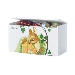 BabyBoo Box na hračky s motívem Bambi