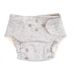 Mamatti Látková plenka EKO sada - kalhotky + 2 x plenka, vel. 3 - 8 kg, Star