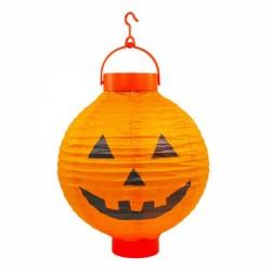Lampion Halloween dýně na baterie