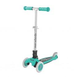 Dětská koloběžka Baby Mix Scooter mint, Zelená