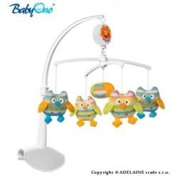 Kolotoč nad postýlku Baby Ono - Sovičky