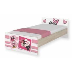 Dětská junior postel Disney 180x90cm - Minnie UPS