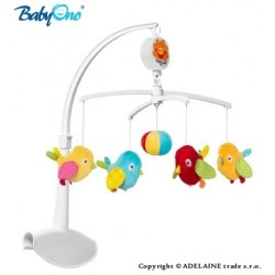 Kolotoč nad postýlku Baby Ono - Ptáčci
