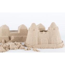Kinetický písek - přírodní - 3kg