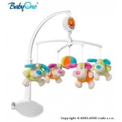 Kolotoč nad postýlku Baby Ono - Pejsci