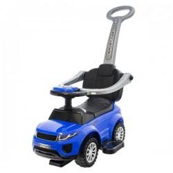 Odstrkovadlo,odrážedlo, jezdítko AUTO  - modré