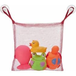Veselé gumové hračky s síťkou