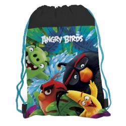 Pytel školní Angry Birds 38x30cm