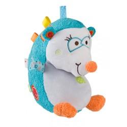 Edukační hračka Baby Ono - chrastítko - Ježek Charlie