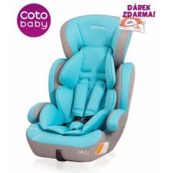 Autosedačka Coto Baby Jazz 9-36kg nr.09