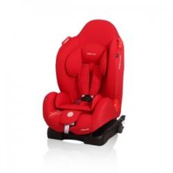 Autosedačka Strada PRO ISOFIX 9-25kg - Červená/red