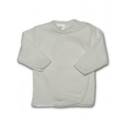 Kojenecká košilka s vyšívaným obrázkem New Baby bílá, Bílá, 56 (0-3m)