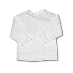 Kojenecká košilka New Baby bílá, Bílá, 62 (3-6m)