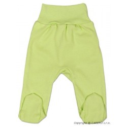 Kojenecké polodupačky New Baby zelené, Zelená, 74 (6-9m)
