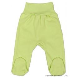 Kojenecké polodupačky New Baby zelené, Zelená, 56 (0-3m)