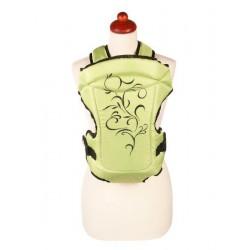 Nosítko Womar Zaffiro Butterfly světle zelené, Zelená