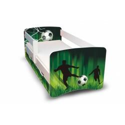Dětská postel Fotbal II. s šuplíkem