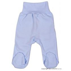Kojenecké polodupačky New Baby modré, Modrá, 50