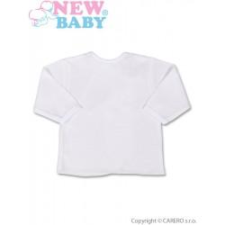 Kojenecká košilka New Baby bílá, Bílá, 50