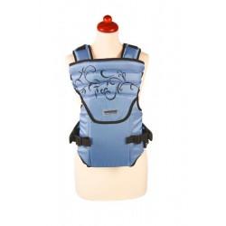 Nosítko Womar Zaffiro Sunny modré světlé, Modrá