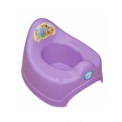 Dětský nočník Safari fialový