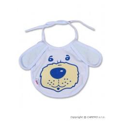 Dětský bryndák New Baby modrý, Modrá