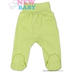 Kojenecké polodupačky New Baby Classic, Zelená, 50