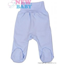 Kojenecké polodupačky New Baby Classic, Modrá, 56 (0-3m)