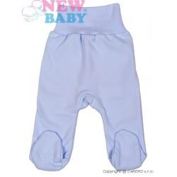 Kojenecké polodupačky New Baby Classic, Modrá, 68 (4-6m)