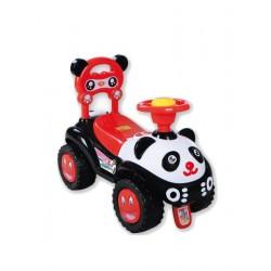 Jezdítko Panda Baby Mix black