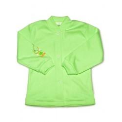 Kojenecký kabátek New Baby zelený, Zelená, 50