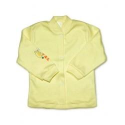 Kojenecký kabátek New Baby béžový, Béžová, 50