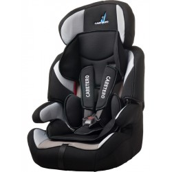 Autosedačka CARETERO Falcon New black 2016