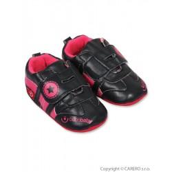 Dětské capáčky Bobo Baby 12-18m černé, Černá, 86 (12-18m)