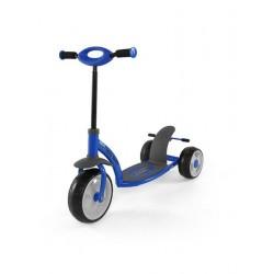Dětská koloběžka Milly Mally Crazy Scooter blue