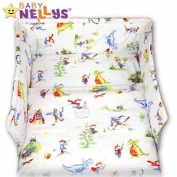Mantinel s povlečením Baby Nellys ® - Princ