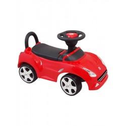 Dětské jezdítko se zvukem Baby Mix Lex red