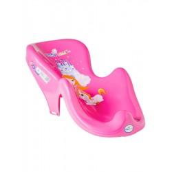 Lehátko ke koupání Malá Princezna růžové, Růžová
