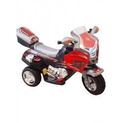 Elektrická motorka Baby Mix black